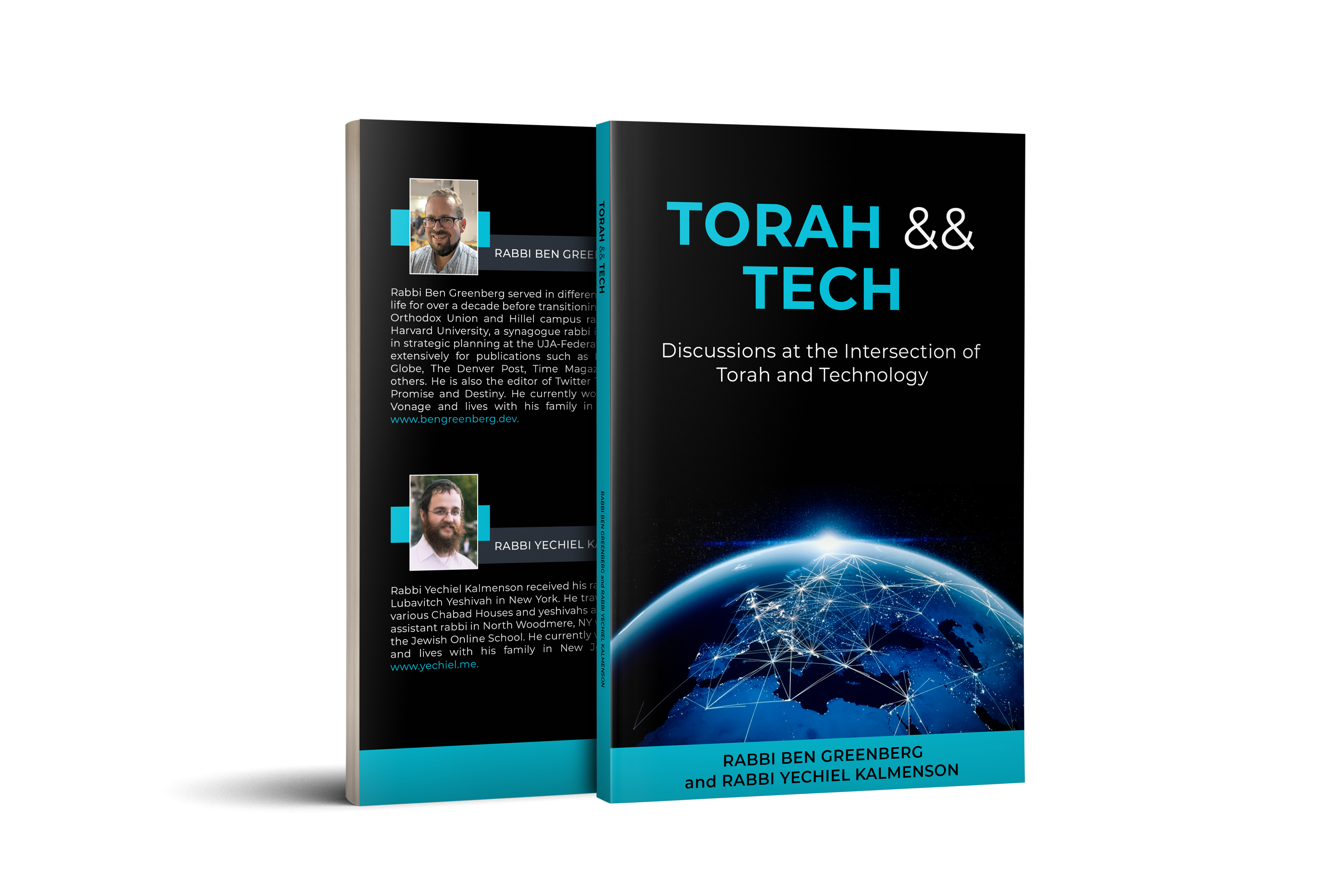 Torah && Tech book